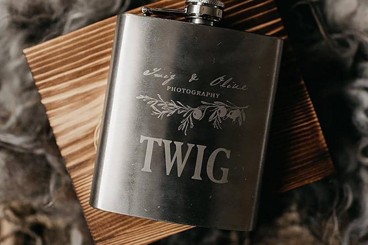Groomsmen Gift Flasks
