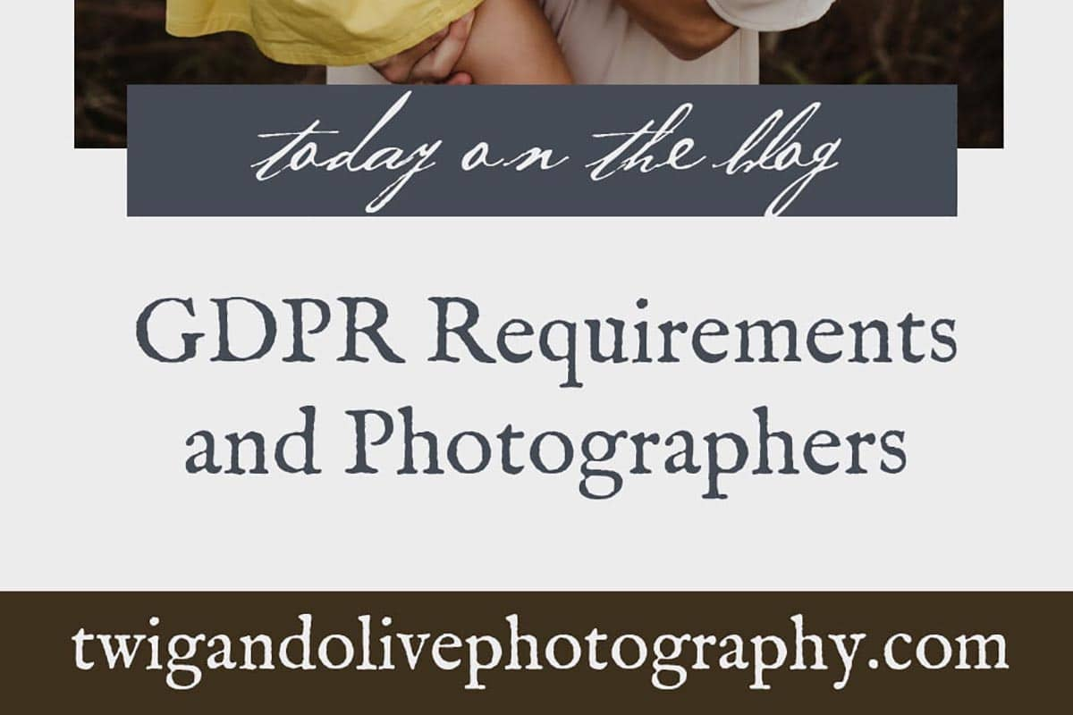 GDPR Requirements Post