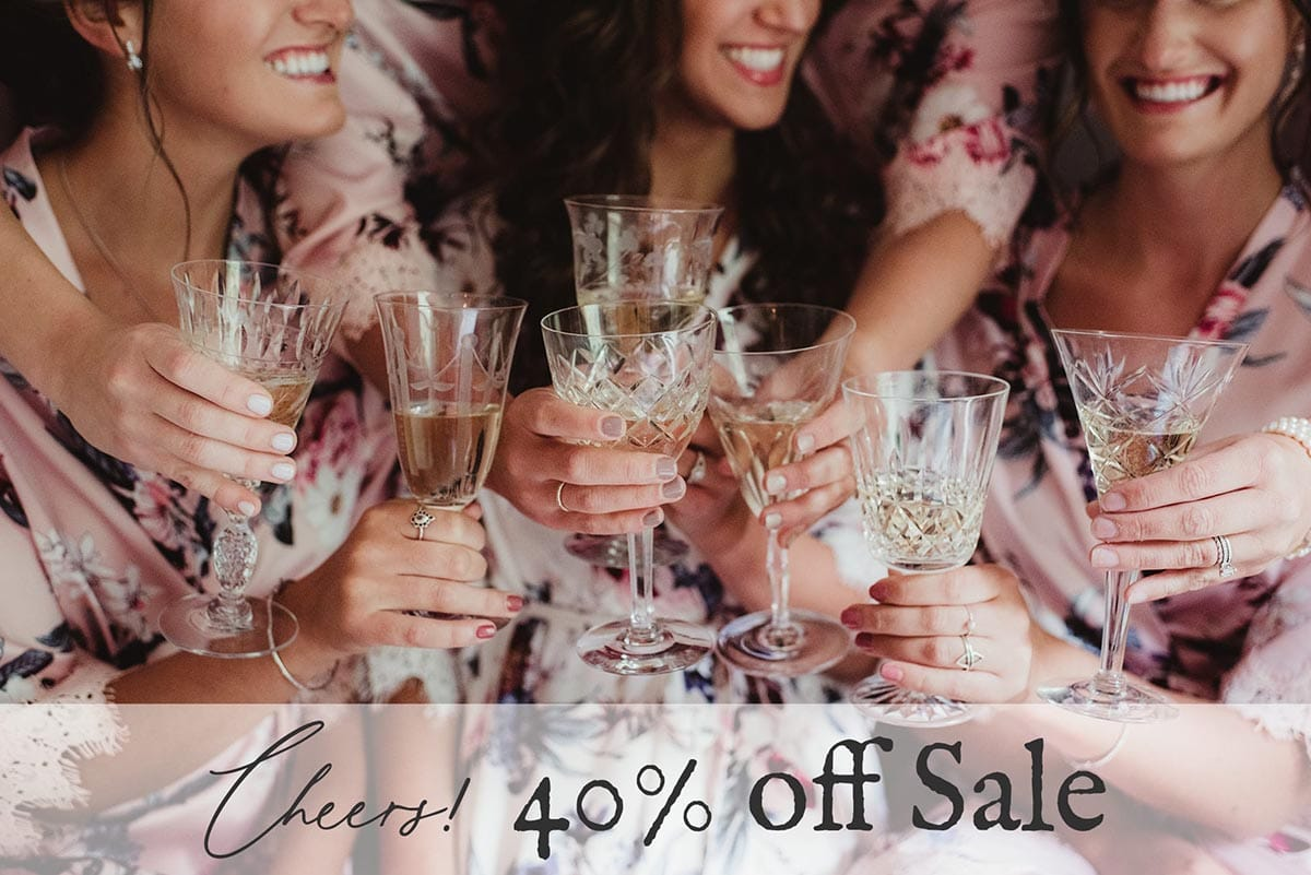 Cheers Sale