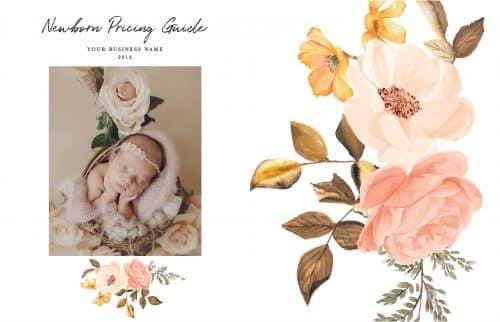 blush newborn