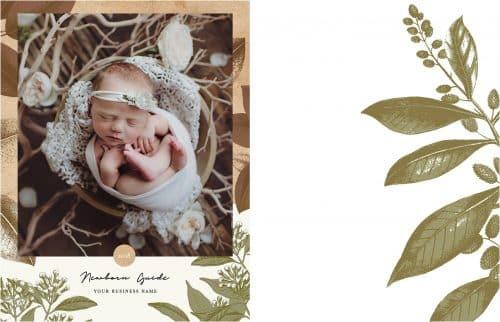 newborn marketing set