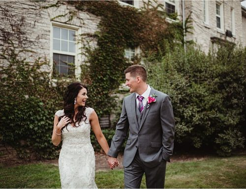 Lawrence University Summer Wedding | Appleton, Wisconsin