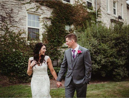 Lawrence University Summer Wedding | Appleton, Wisconsin