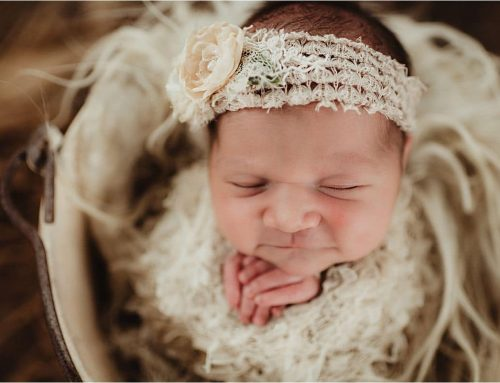 Garver Feed Mill Newborn Session | Madison, Wisconsin