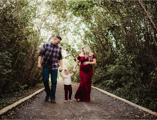 Gorgeous Outdoor Maternity Session | Fort Lauderdale, Florida