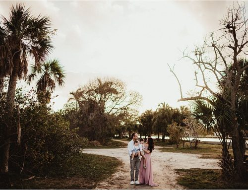 Winter Family Session | Fort Lauderdale, Florida