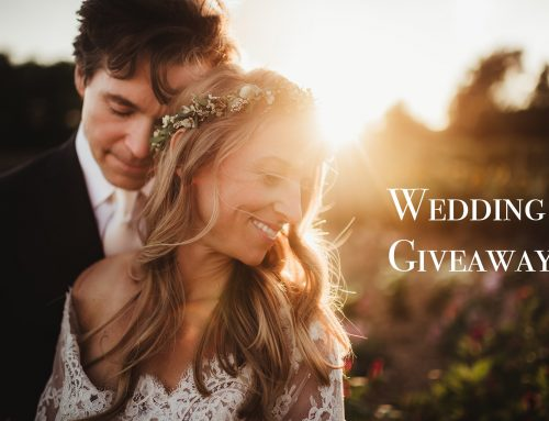 50% off Wedding Giveaway!