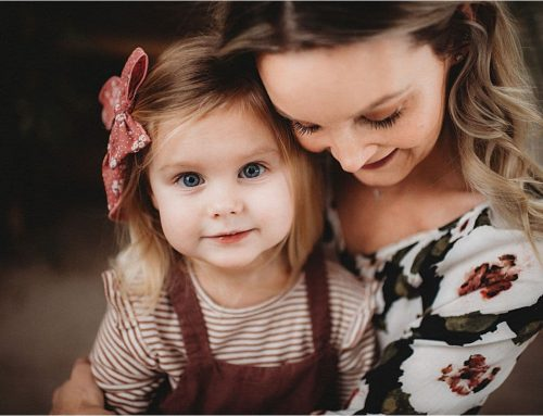 Mommy and Me Studio Session | Garver Feed Mill, Madison WI