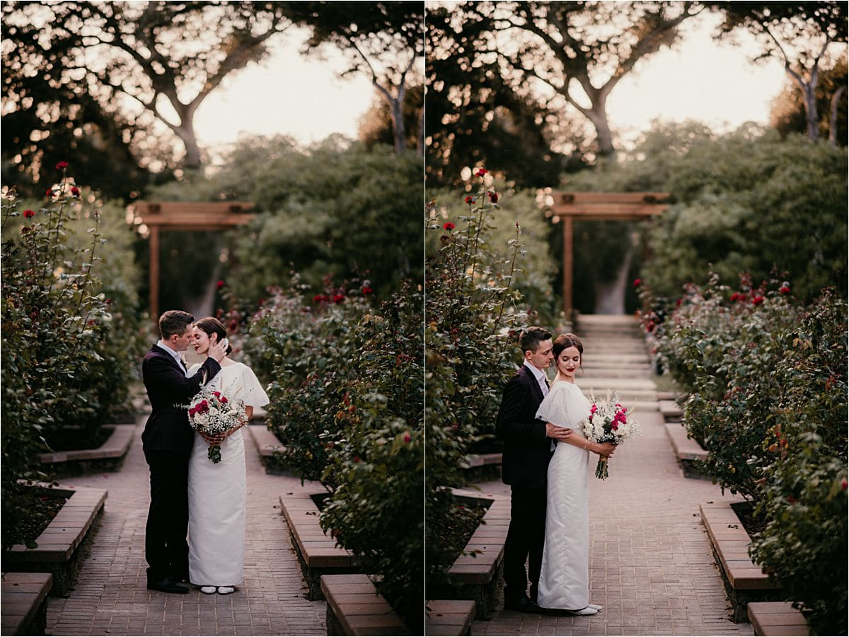 Styled Wedding Shoot Washington Oaks Gardens State Park