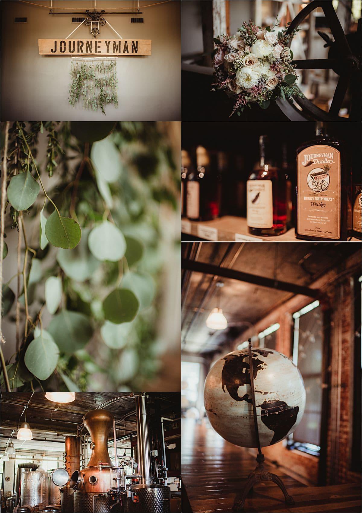 Journeyman Distillery Reception Details