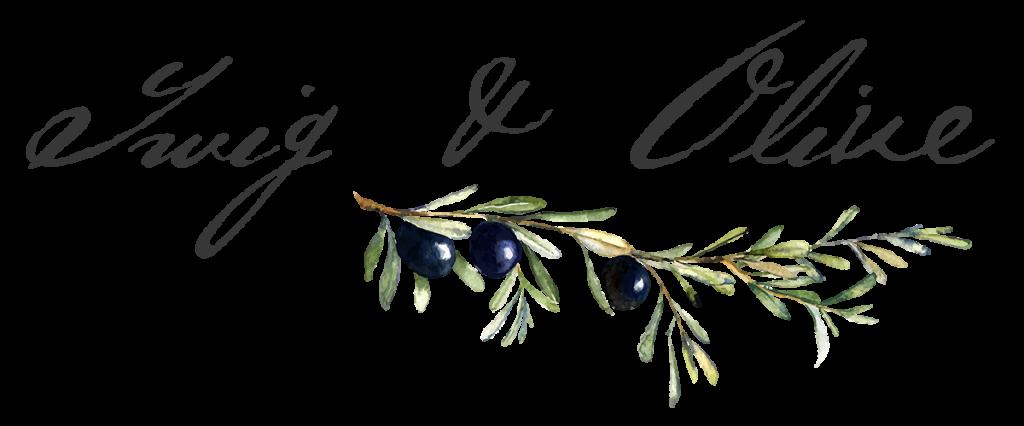 Logo for Twig & Olive