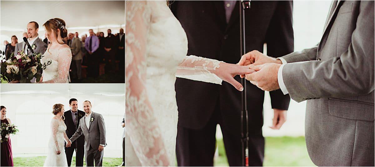 Whistling Straits Wedding Outdoor Ceremony
