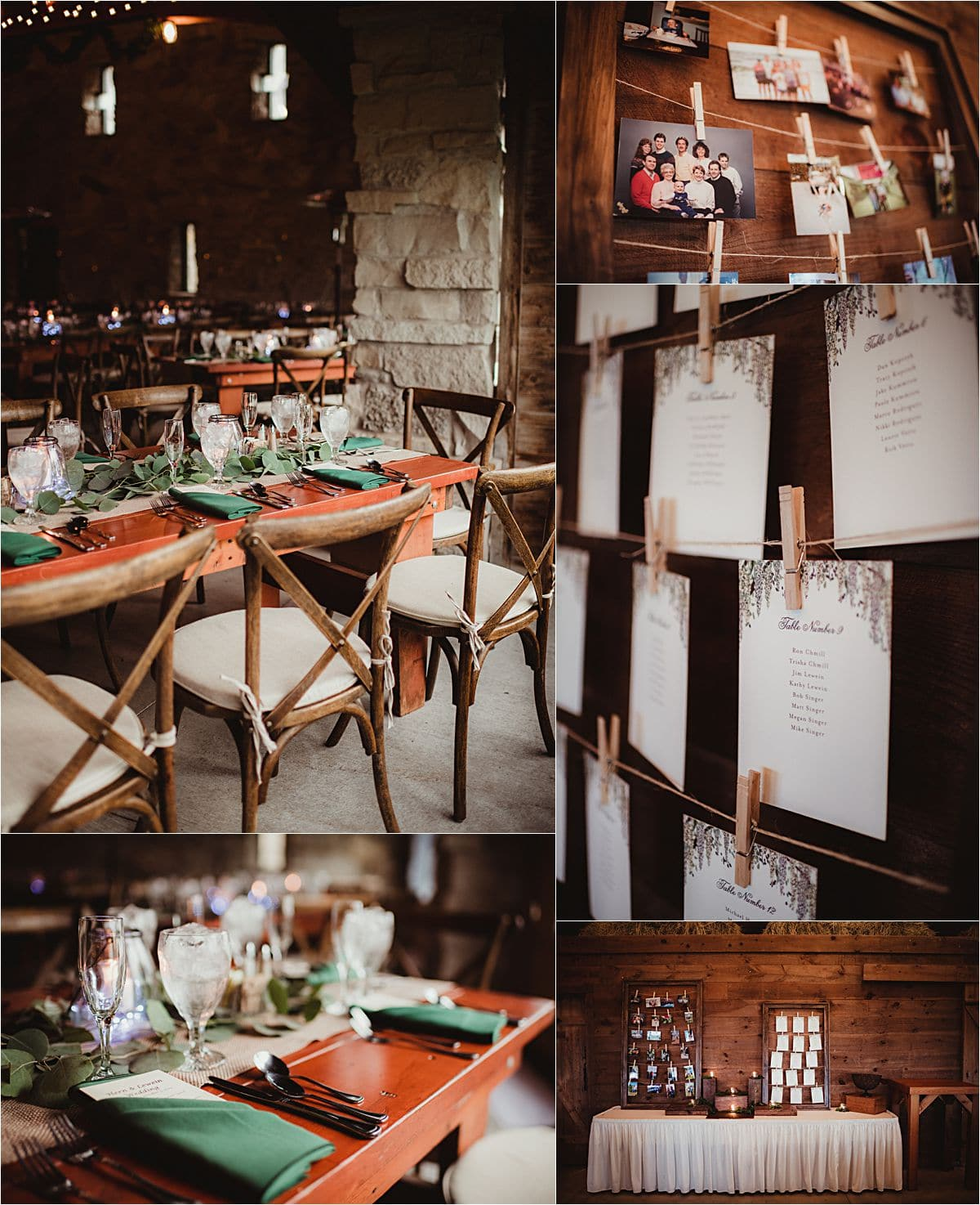 Whistling Straits Wedding Reception Details