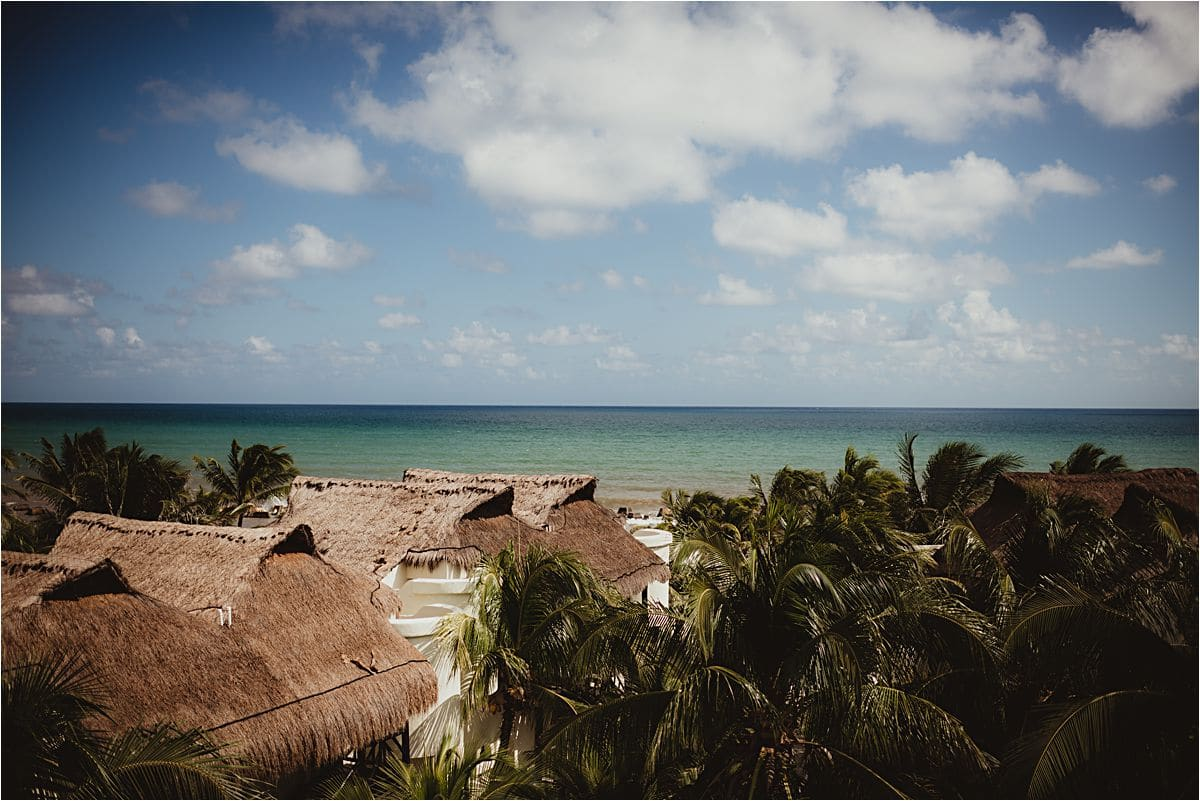 Resort Landscape View