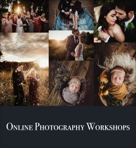 online photography workshops