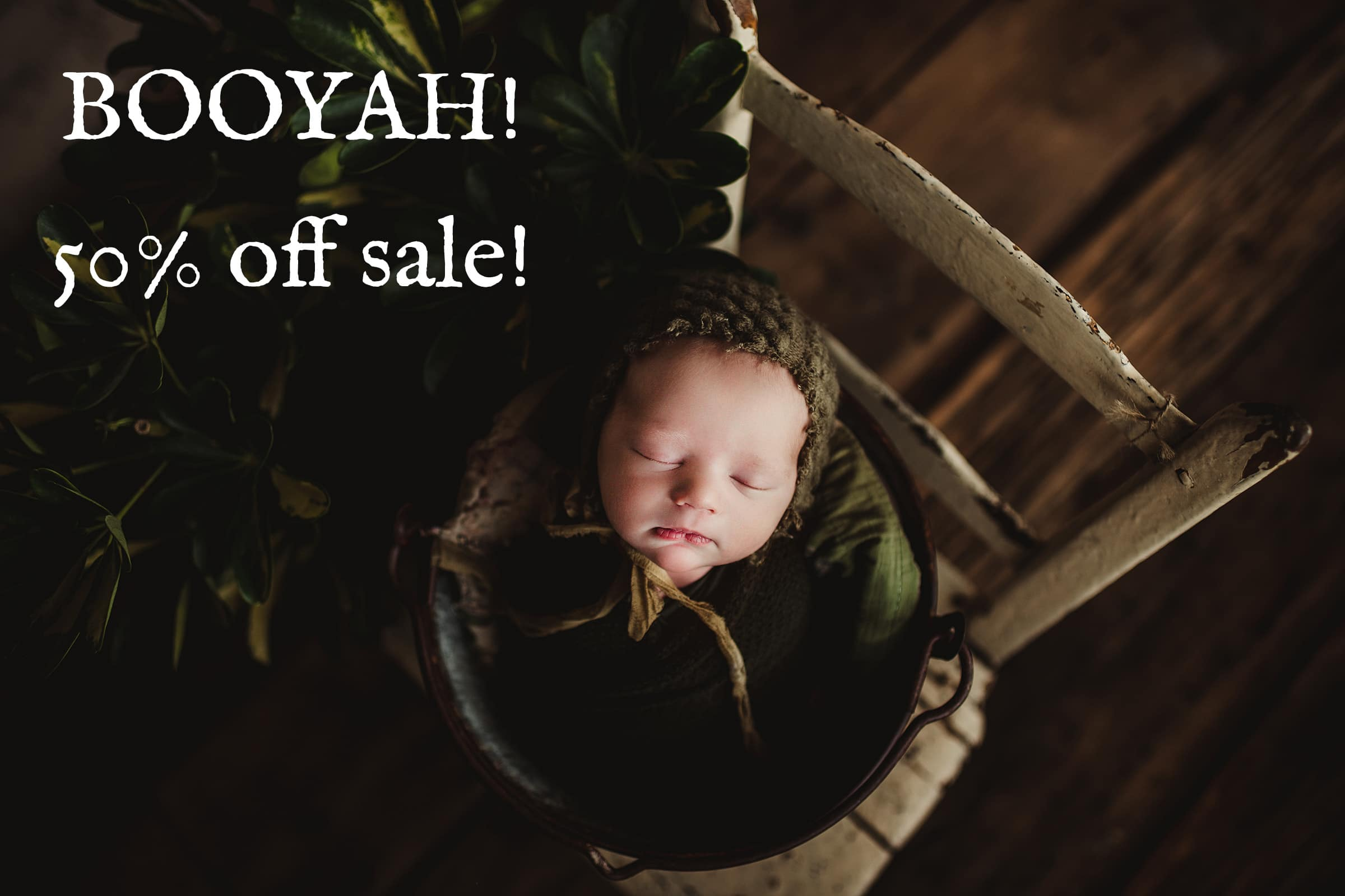 Booyah Collective Sale 50% off image