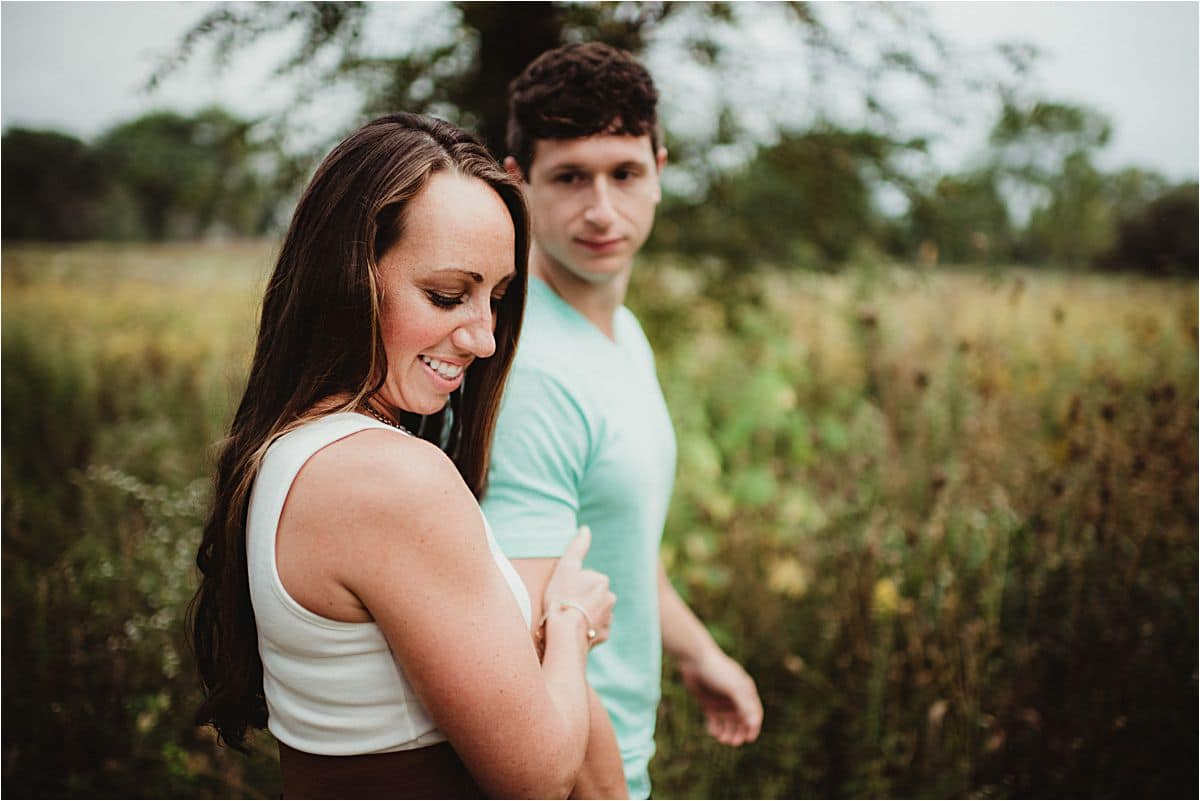 Nature Preserve Engagement Session