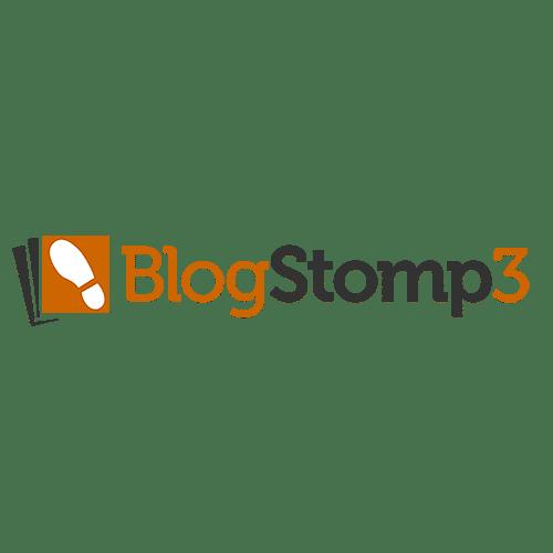 BlogStomp Logo