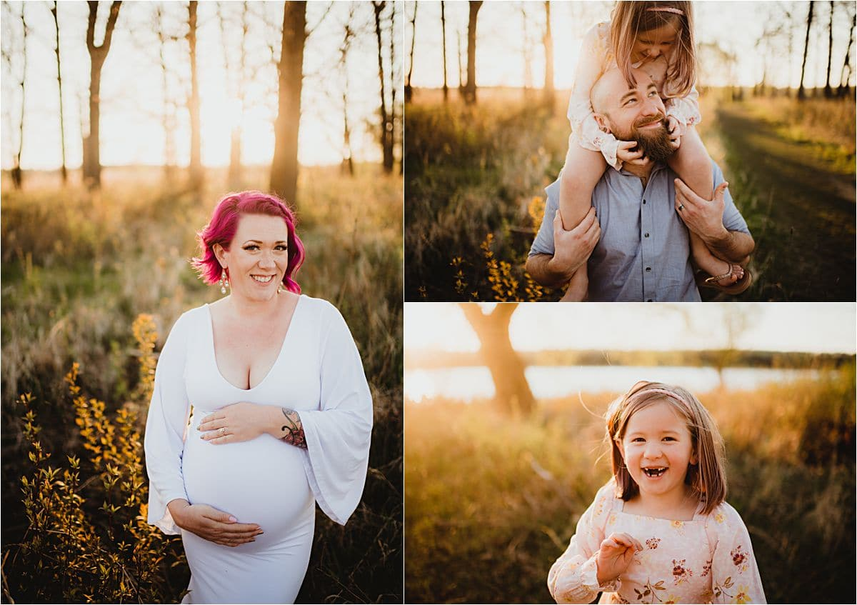 Maternity and Family Session Close Ups