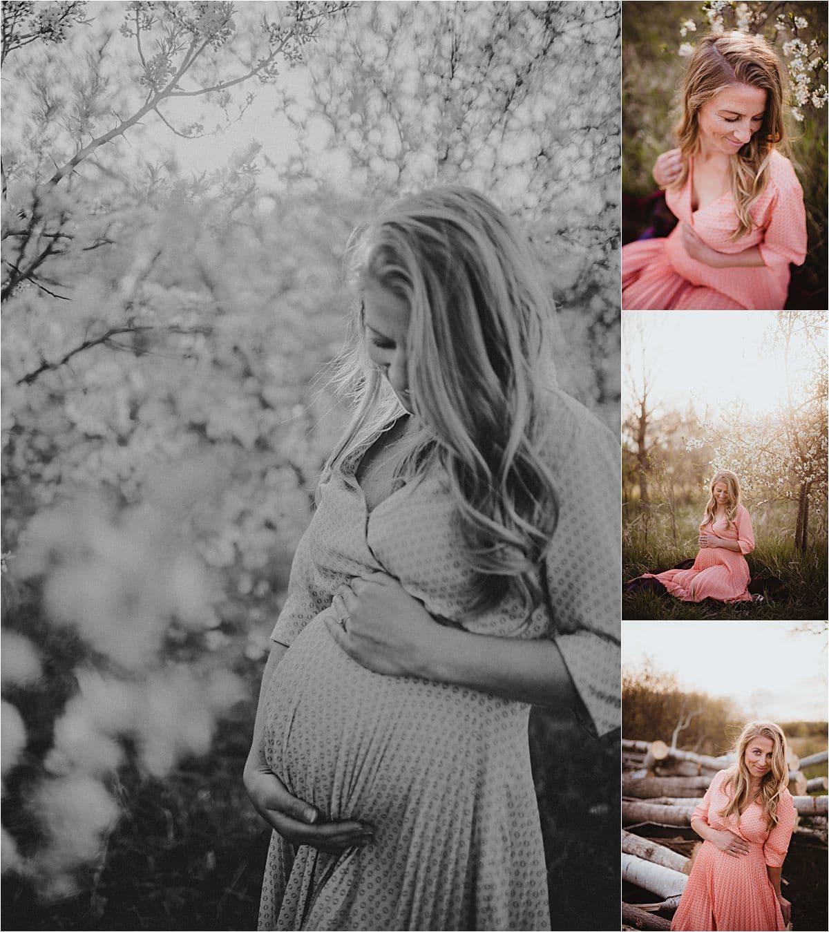 Portraits Pregnant Woman