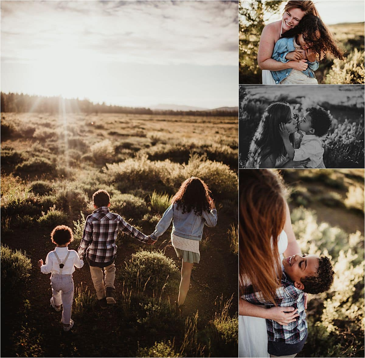 Desert Wilderness Family Session
