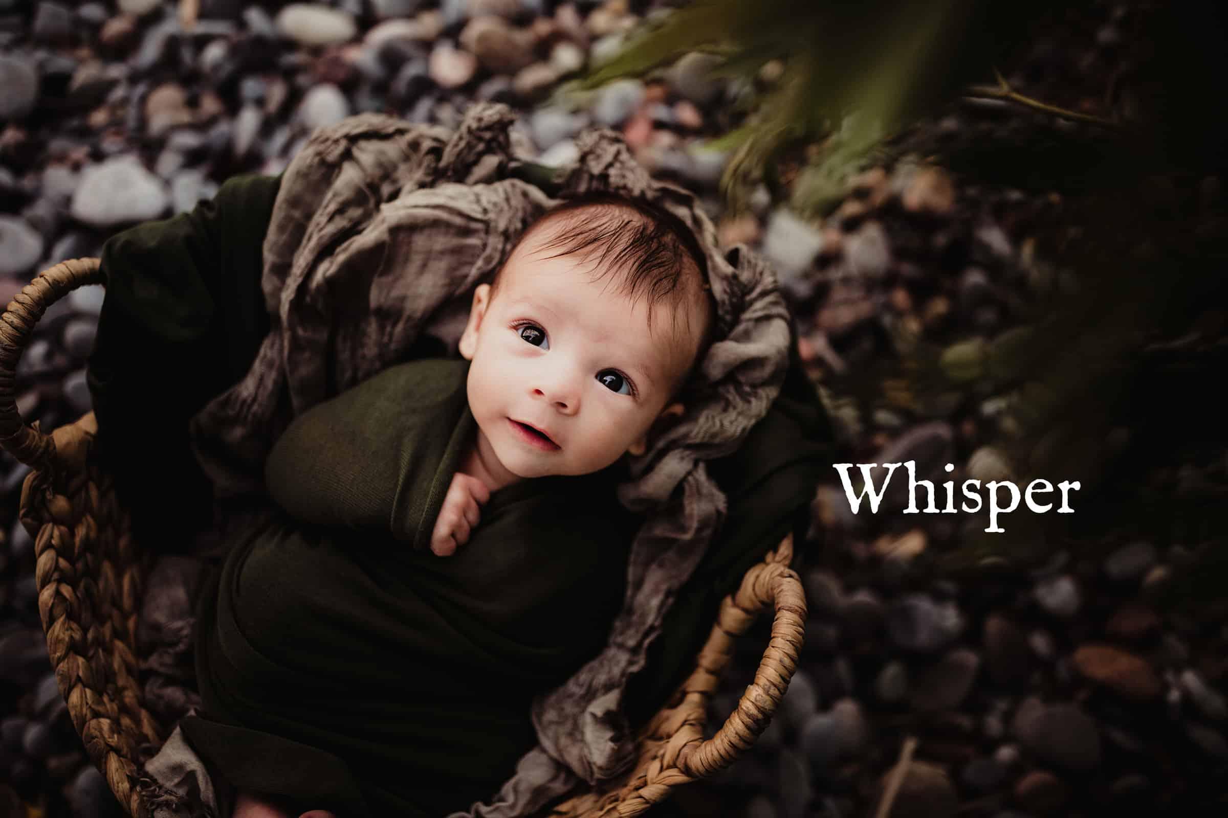 whisper preset