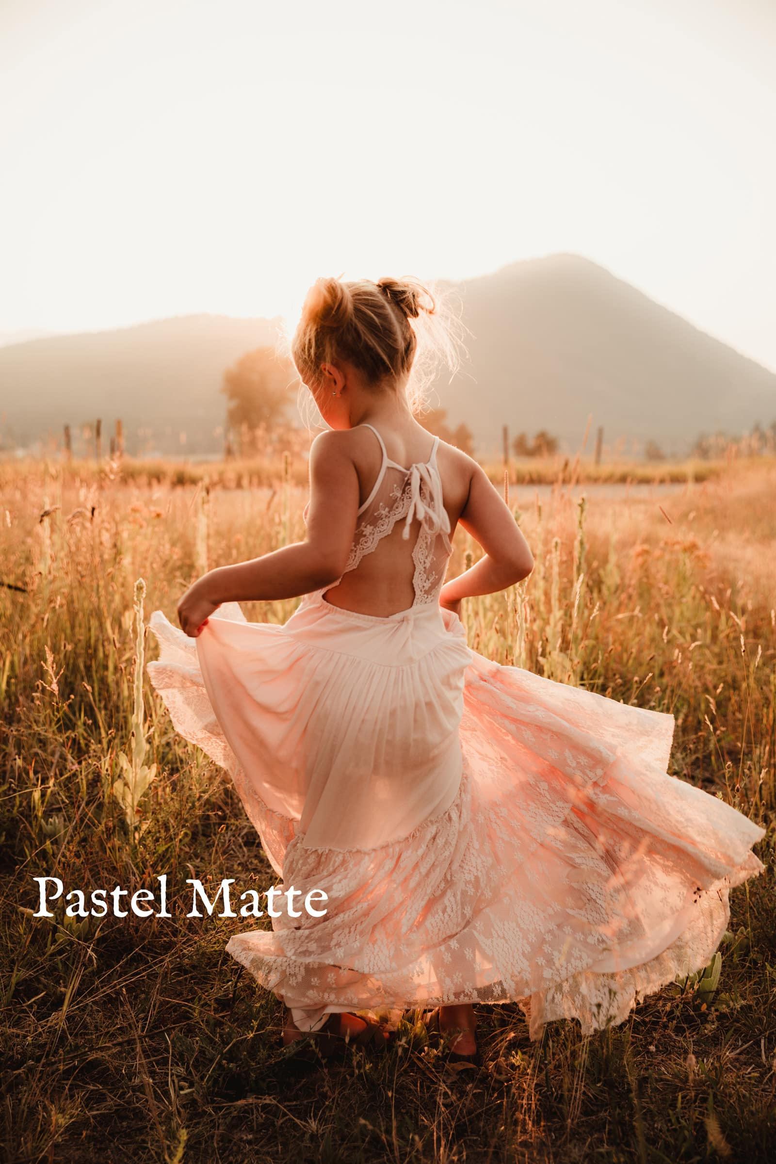 pastel matte lightroom presets