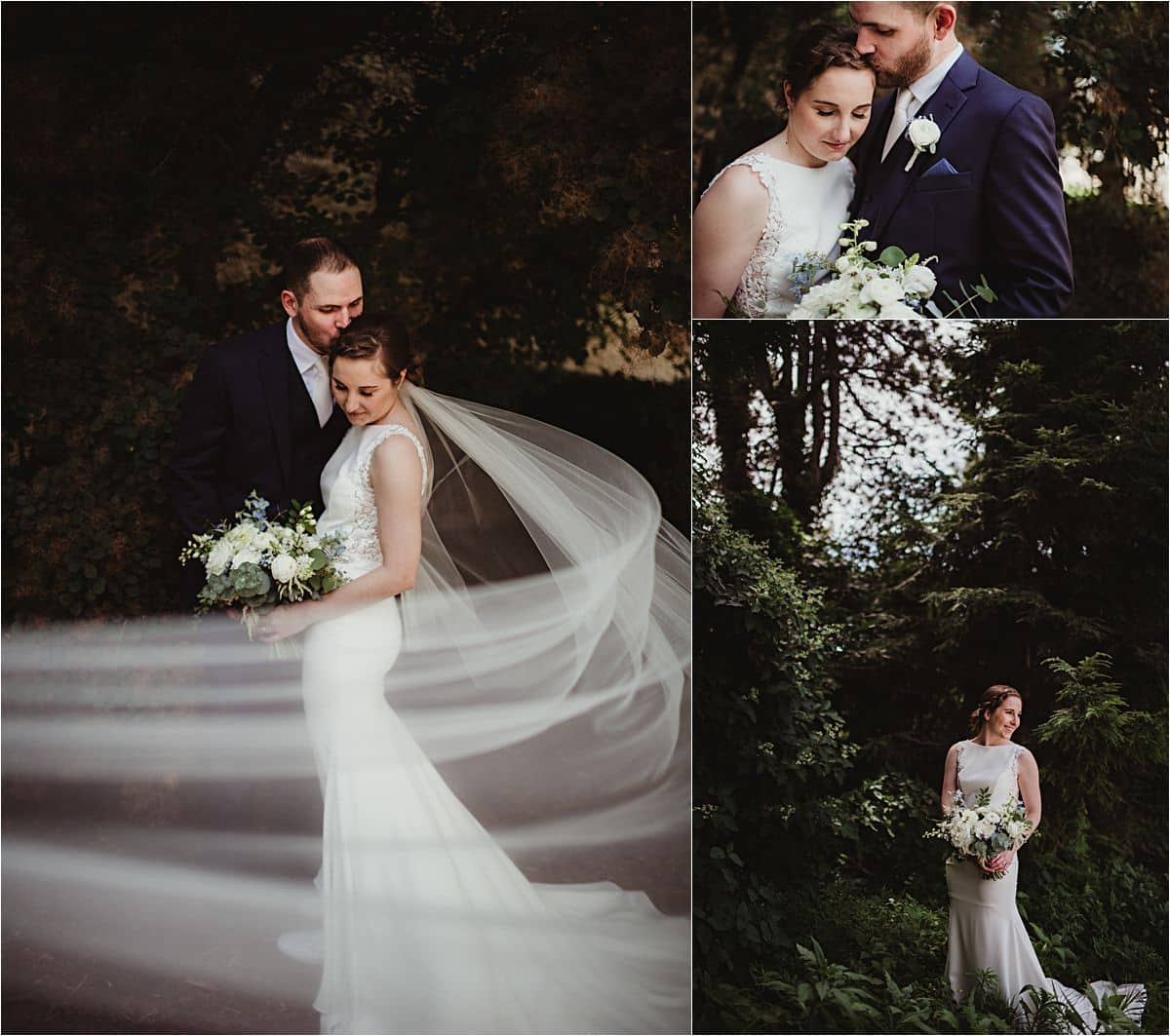 Bride Groom Portraits