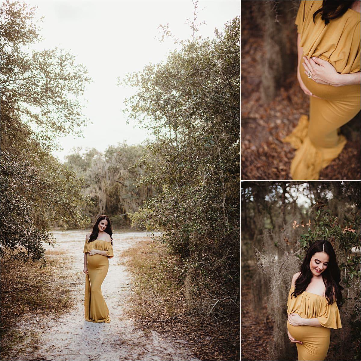 Collage Pregnant Mama
