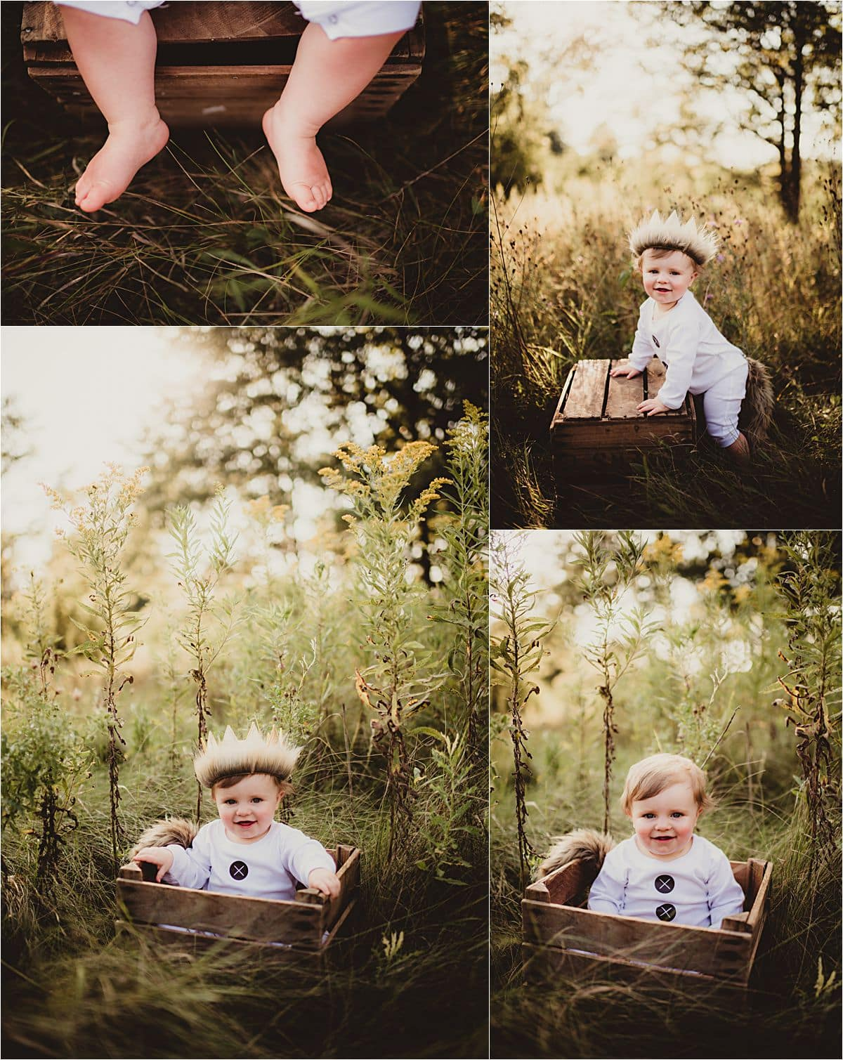 Where the Wild Things Are Little Boy Max Suit