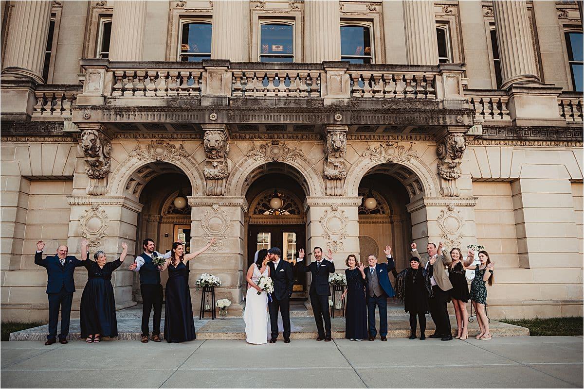 Bride Groom Guests