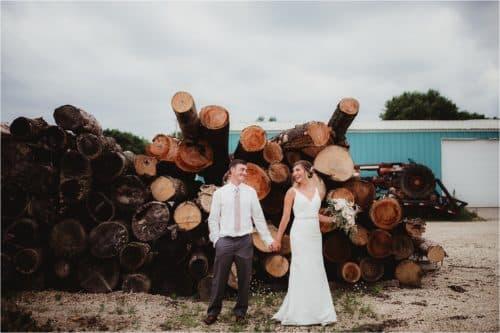 finalizing a wedding