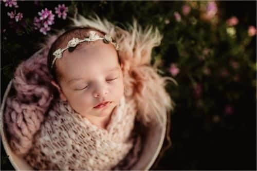 newborn edit start to finish