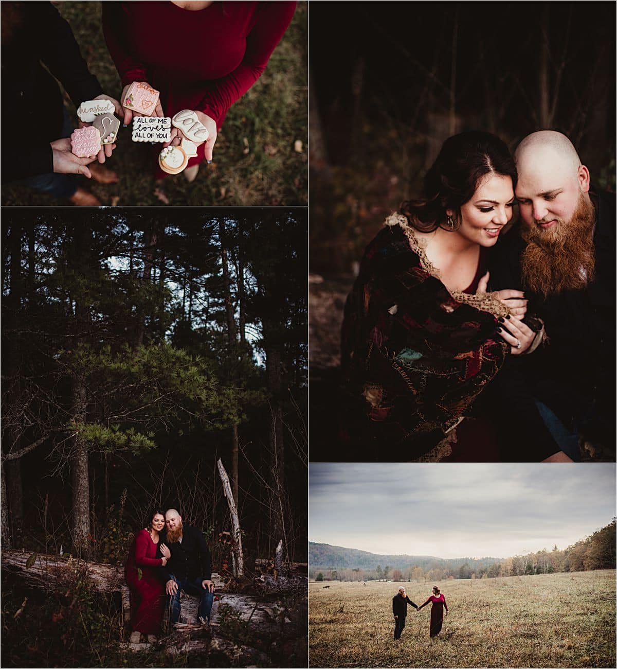 Collage of Couple