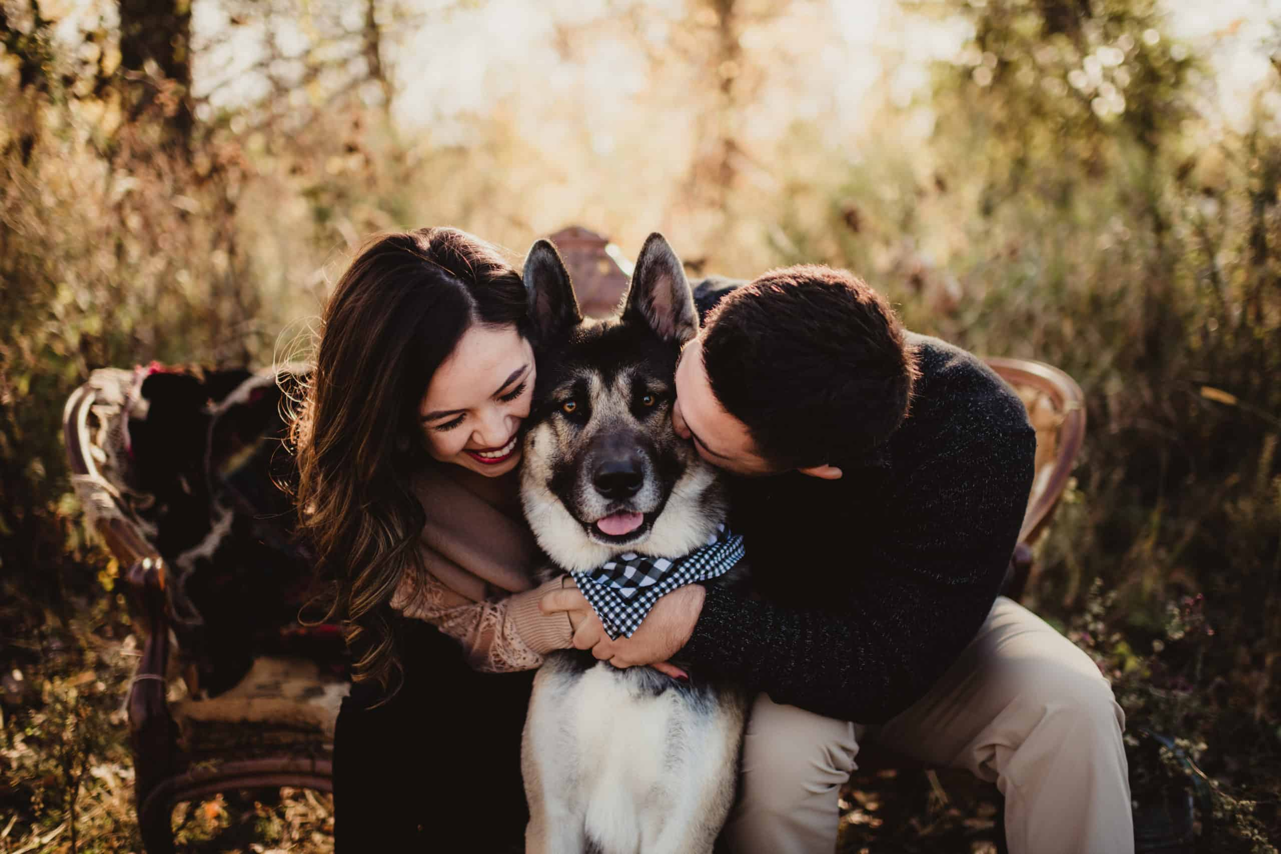 why you should have an engagement session with twig and olive