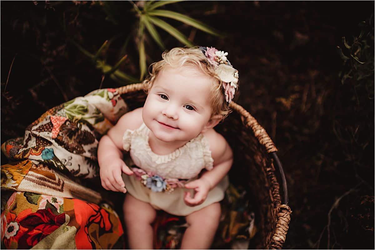 Close Up Little Girl