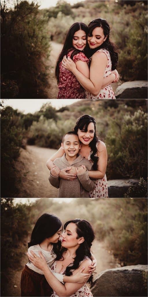 Mama with Kiddos
