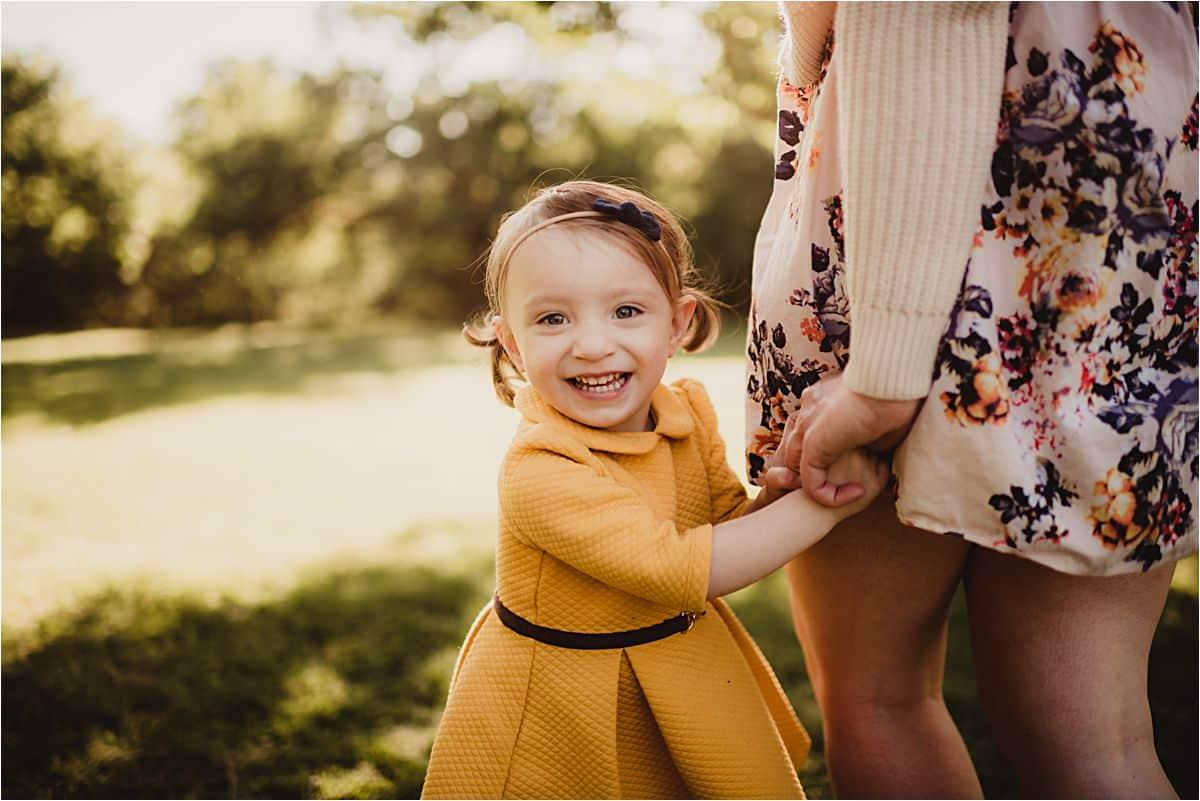Favorite Family Image Little Girl