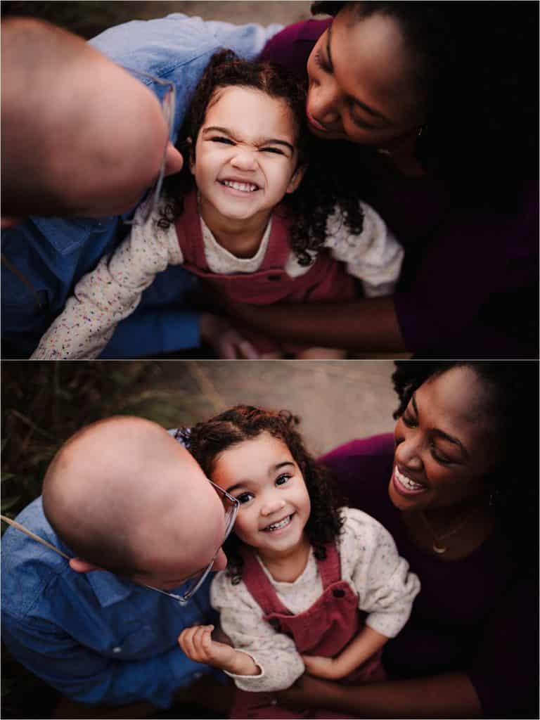 Close Up Family