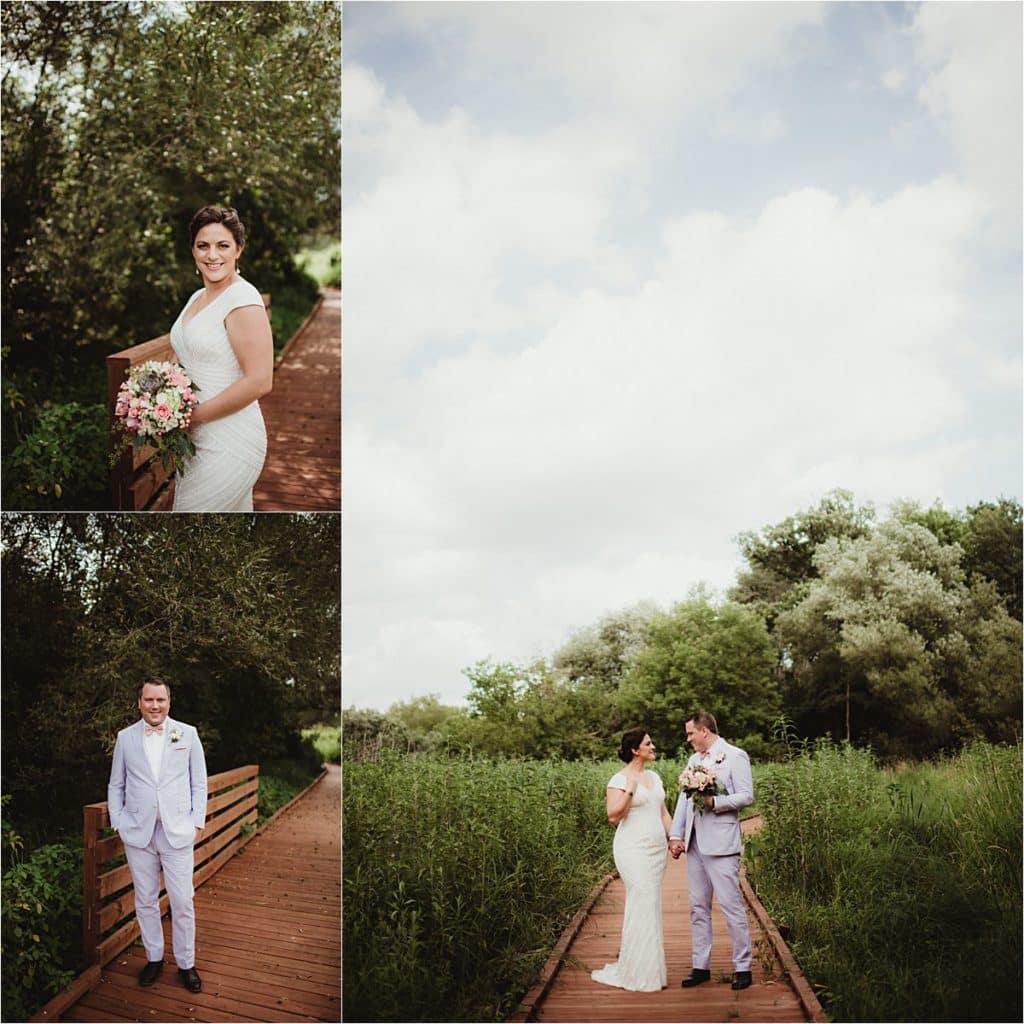Couple on Path