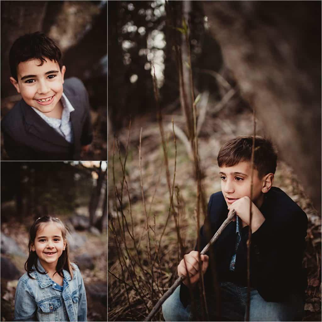 Portraits of Kids