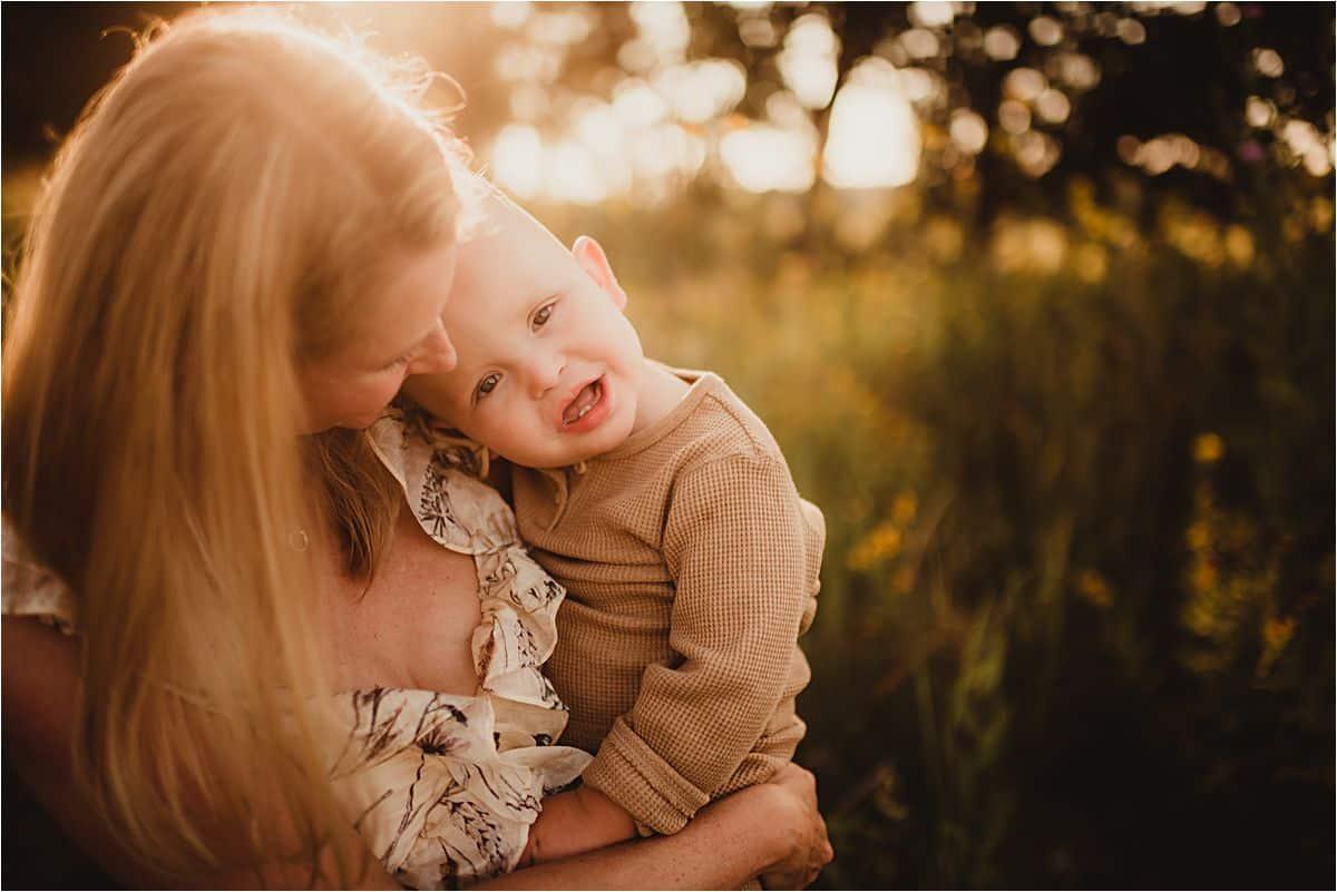 Mama and Son